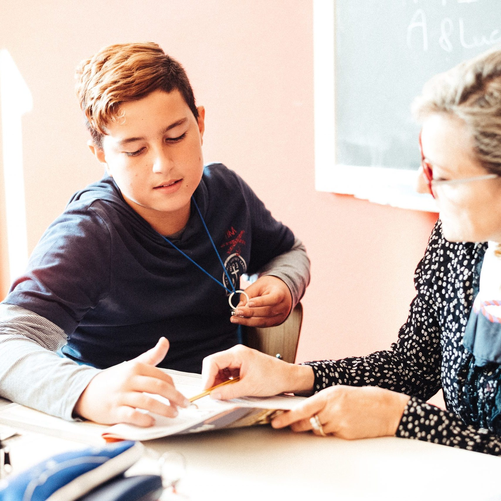 Don Bosco - Scuola Secondaria di Primo Grado - Equipe Educativa